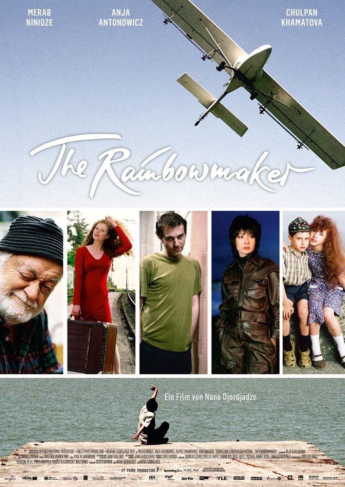 მეტეოიდიოტი THE RAINBOWMAKER